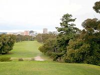 5 minutes to North Adelaide Golf course