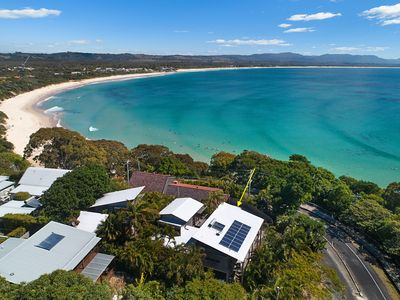 Above the Pass - Byron Bay