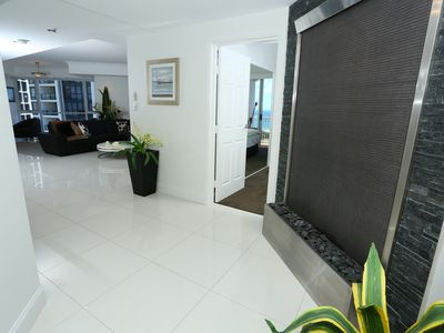 Belair Broadbeach Penthouse Entrance