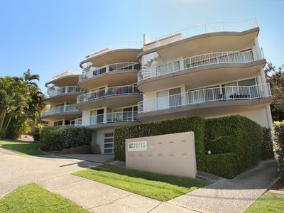 Unit 8, Point Break Apartments, 1 - 3 Andrew Street Point Arkwright, 400 BOND