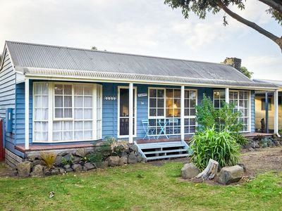 Welcome to our BEAUTIFUL BLUE COTTAGE on Phillip Island