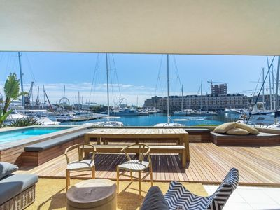 Cape Town Marina Luxury Retreat World famous Cape Town Waterfront Area