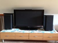 TV, DVD, Wii, Radio - lots of movies, games and inputs for your own device