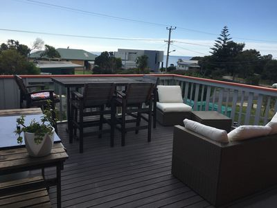 Deck & Outdoor area