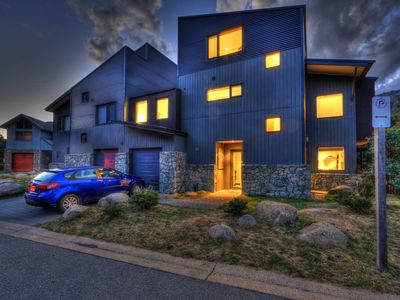 Onyx Thredbo Building