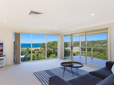 Stunning views from living spaces