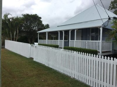 The white picket fence dream for a while.......