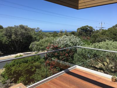 OCEAN VIEW / NATURE RESERVE FRONT BALCONY