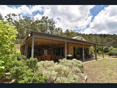 Wollombib Farm Cottage 20