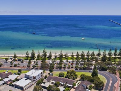 The best location in Busselton - the two storey building with timber feature