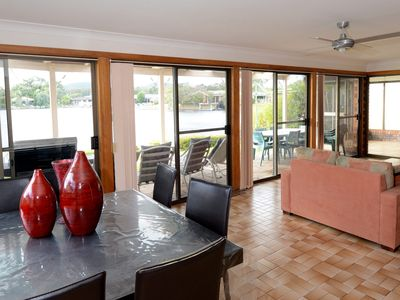 Elouera 25. Forster Keys  Waterfront