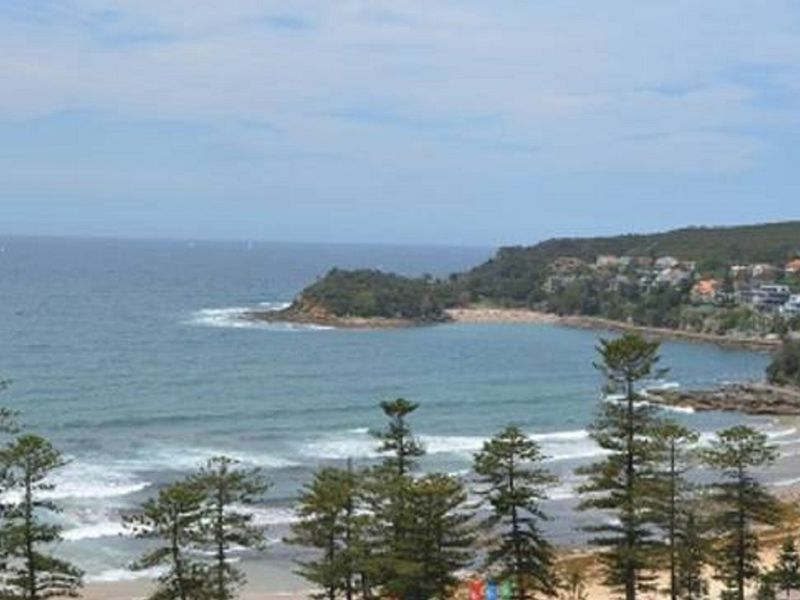 Manly Beach Breeze Located At