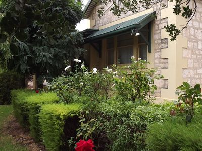 Front of Angaston Rose B & B