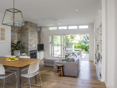 You'll love the open plan living/dining area opened on the outside
