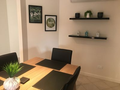 Apartment 229 Mount Gambier Dining Area