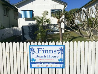 Welcome to Finns Beach house
