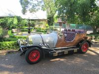 ask about a ride in Chitty Chitty Bang Bang