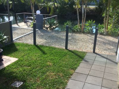 Broadwater pet friendly Villa