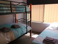 Bedroom 4 - Bunks with single trundle option