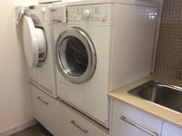 Laundry with Miele appliances