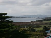 Westernport Bay from the front deck