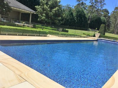22mtr pool and spa