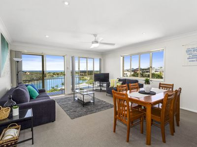 KINGSCLIFF BEACH APARTMENT HUNGERFORD 3/6