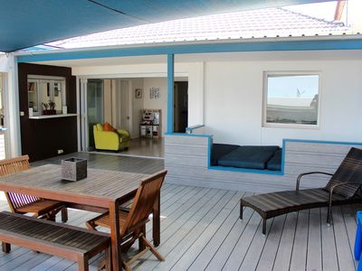 Deck & daybed