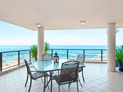 Rockpool Ocean Front  Apartment, Unit 2/110-112 Ocean Parade Blue Bay
