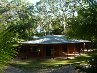 SWR Rainforest Retreat 2