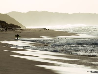 Enjoy King Island's pristine beaches
