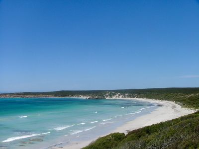 voted Australia's most beautiful beach 2011 - just a stone's throw away