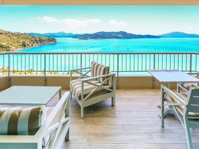 Whitsunday Apartment 1306 - Top level views