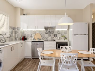 Newly Renovated Fully Equipped Kitchen