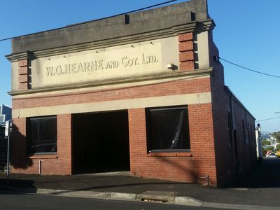 The Warehouse Geelong, the former Hearnes Cough Medicine Factory