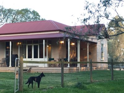 Lotties Cottage at Baranduda Homestead, sleeps 6 , our largest cottage