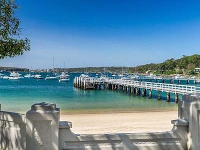 Balmoral Beach at your doorstep