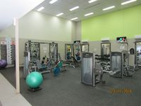 Free use of the modern well equipped Gym