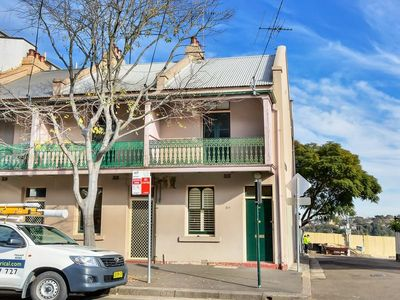 Millers Point, Harbour View