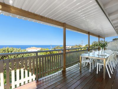 Big Deck, Big Views - Whales in Winter, Surfers in Summer