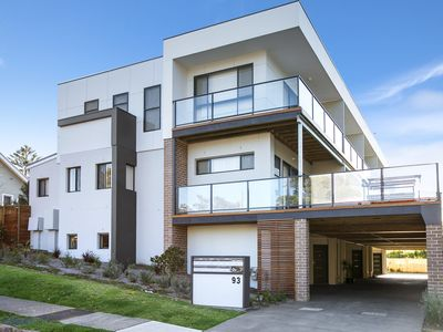 Luxe By the Beach - 6/93 Manning Street Kiama