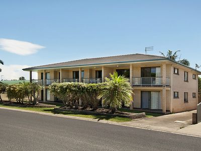 Pacific Palms 1 - Evans Head Holiday Accommodation