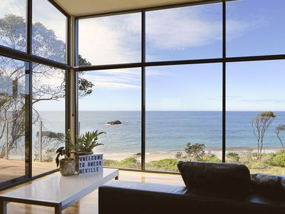 Stunning surround ocean views