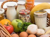 Full Breakfast Food Hamper - available for purchase