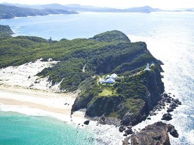 Sugarloaf Point Lighthouse Holiday Accommodation, Seal Rocks NSW