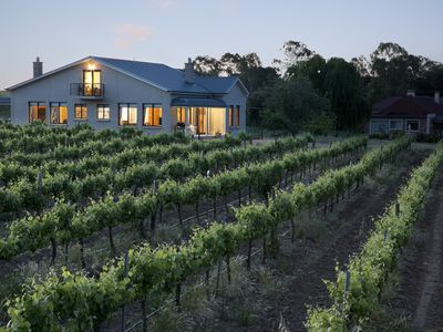 Barossa Shiraz Estate vineyard accommodation offering 5 cottages