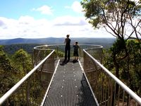 Wilderness View at Mt Frankland 20 kms from Walpole