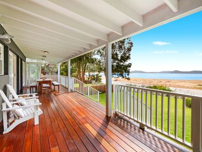 Stunning Beach front with private access