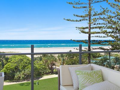 Kirra Wave 401 - Luxury Beachfront