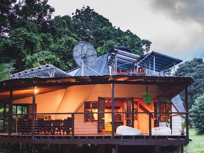 Cape tribultion Holiday House